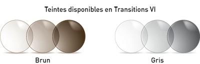 Le verre photochromique est intéressant pour les personnes souffrant de  sensibilité à la lumière mais ne remplace, en aucun cas, un verre solaire. 82d6d943acc2