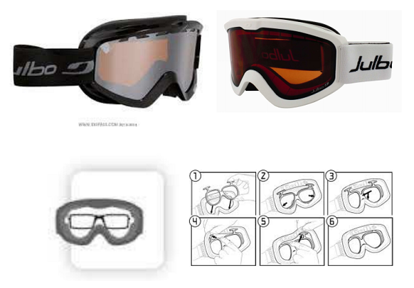 b0bc11ed962263 Masque de ski et lunettes de vue - reprogram